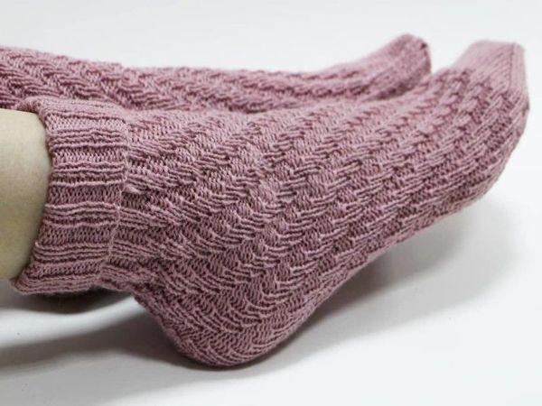 Вязание носочков без пятки. Часть 3 | Ярмарка Мастеров - ручная работа, handmade