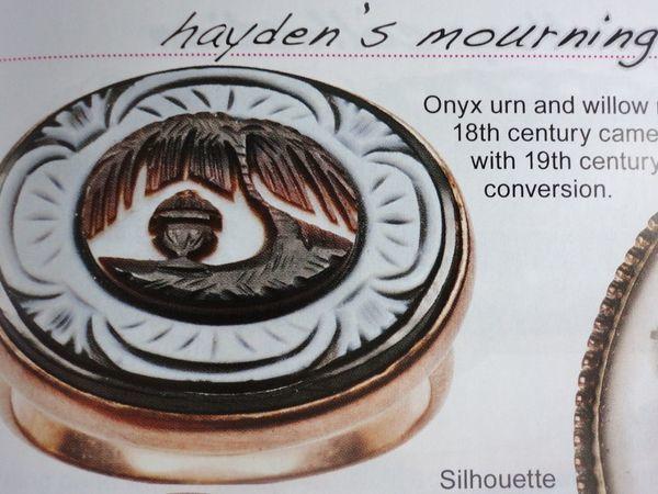 Традиции далёкой старины: уникальные украшения «Для памяти» из коллекции Hayden   Ярмарка Мастеров - ручная работа, handmade