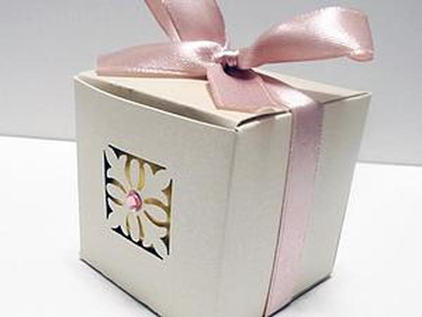 Делаем подарочную коробочку для ванной бомбочки | Ярмарка Мастеров - ручная работа, handmade