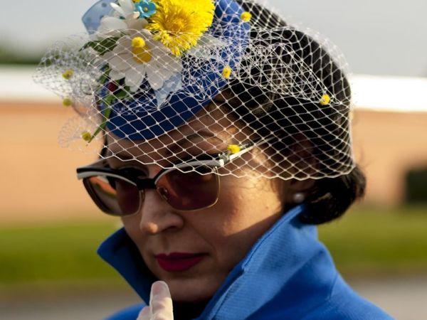 История шляпки с вуалью | Ярмарка Мастеров - ручная работа, handmade