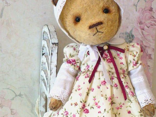 Новинка! Мишка-тедди! | Ярмарка Мастеров - ручная работа, handmade