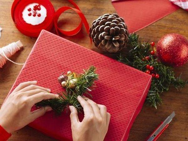 50 Ideas for Christmas Gift Wraps | Livemaster - handmade