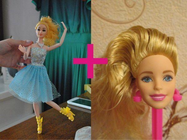 Как изготовить шейный якорь для куклы из подручных материалов | Ярмарка Мастеров - ручная работа, handmade
