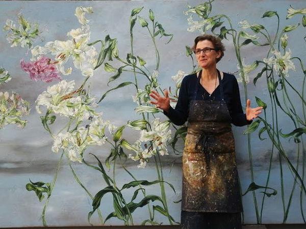 Цветы и творческая мастерская Claire Basler   Ярмарка Мастеров - ручная работа, handmade