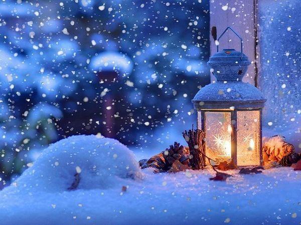 «Волшебство на Рождество»   Ярмарка Мастеров - ручная работа, handmade