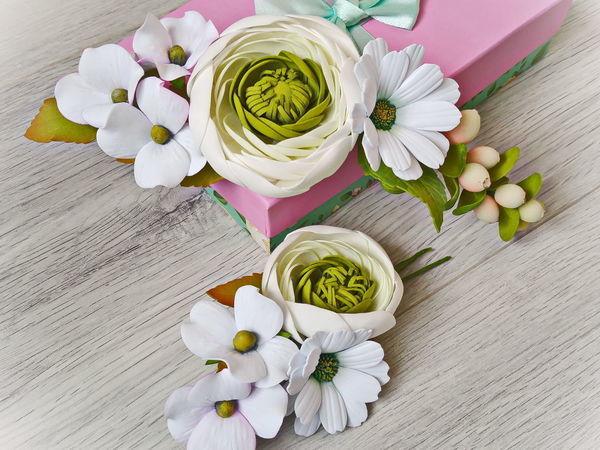 Как сделать хризантему из иранского фоамирана и флористической проволоки | Ярмарка Мастеров - ручная работа, handmade