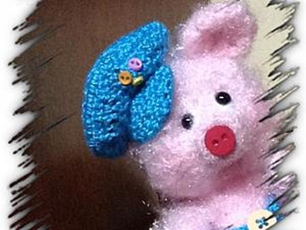 вязаная кепка для игрушки своими руками мастер класс для