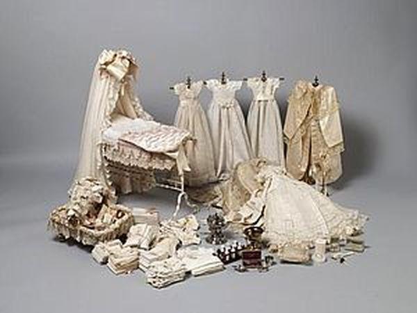 История куклы и кукольного платья | Ярмарка Мастеров - ручная работа, handmade