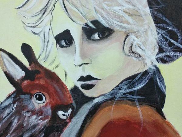 История одной картины | Ярмарка Мастеров - ручная работа, handmade