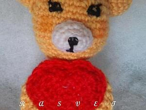 Мишки | Ярмарка Мастеров - ручная работа, handmade