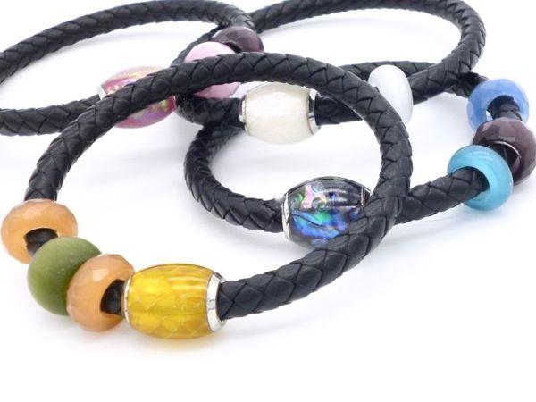 Распродажа кожаных браслетов   Ярмарка Мастеров - ручная работа, handmade
