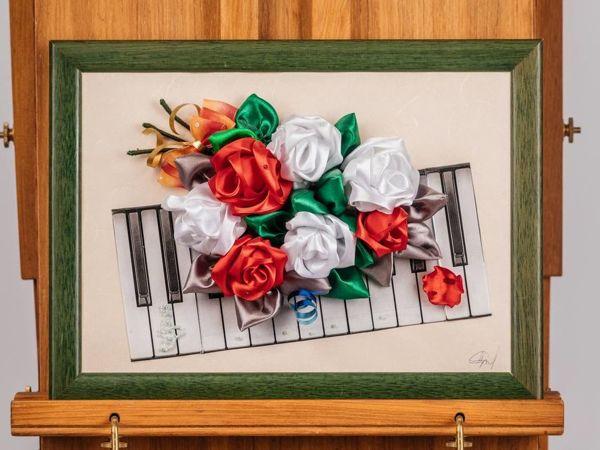 Танец цветов | Ярмарка Мастеров - ручная работа, handmade