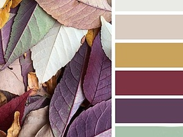 Осеннее вдохновение. Цветовые сочетания   Ярмарка Мастеров - ручная работа, handmade