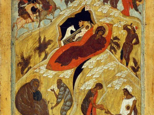 Рождество Христово | Ярмарка Мастеров - ручная работа, handmade