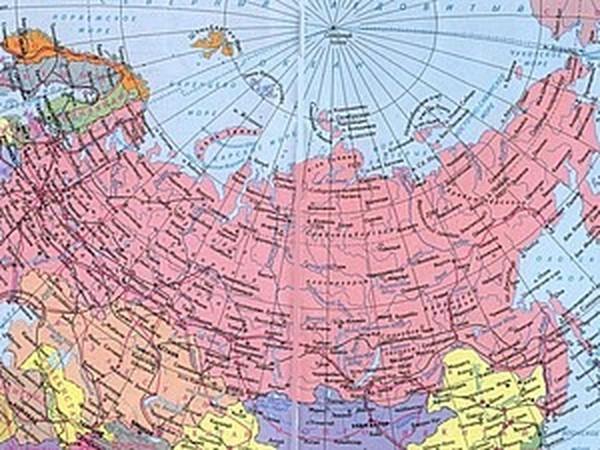 Моя карта России | Ярмарка Мастеров - ручная работа, handmade