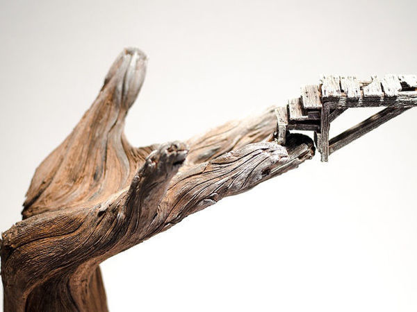 Christopher David White и его деревянная керамика | Ярмарка Мастеров - ручная работа, handmade