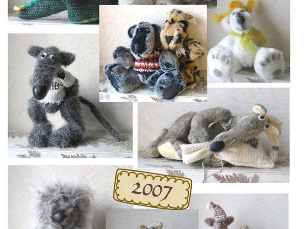 10 лет в медвежьих фотках | Ярмарка Мастеров - ручная работа, handmade