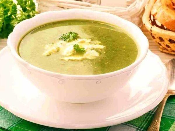 Картофельный суп со шпинатом. Видео по-шагово   Ярмарка Мастеров - ручная работа, handmade