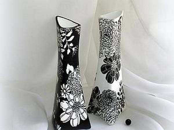 Маленькие коллекционные вазочки | Ярмарка Мастеров - ручная работа, handmade