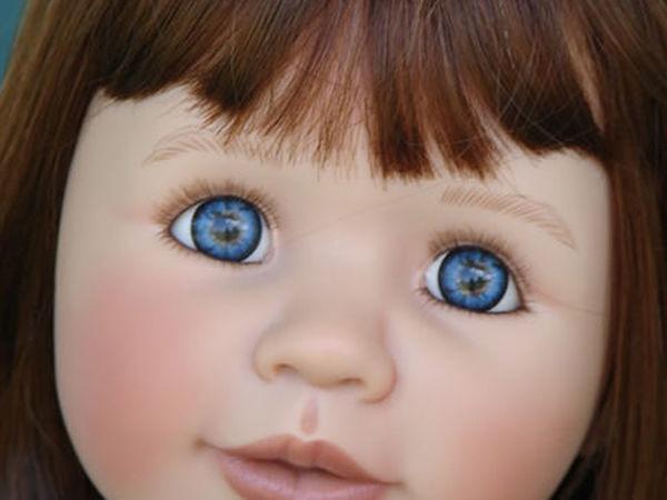 Что такое винил? Куклы виниловые.   Ярмарка Мастеров - ручная работа, handmade