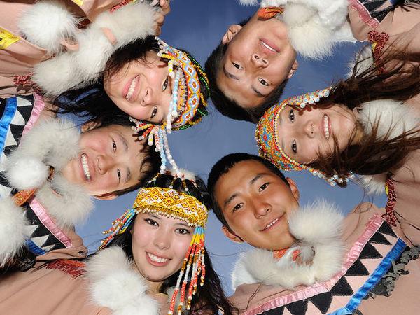 Одежда народов Крайнего Севера | Ярмарка Мастеров - ручная работа, handmade