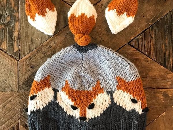 К зиме готовы! 50 идей вещей для вязания спицами | Ярмарка Мастеров - ручная работа, handmade