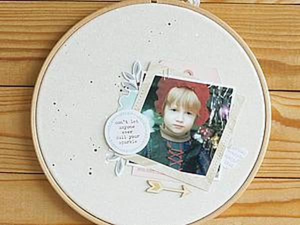 Мастерим интерьерного ловца снов для детской комнаты | Ярмарка Мастеров - ручная работа, handmade