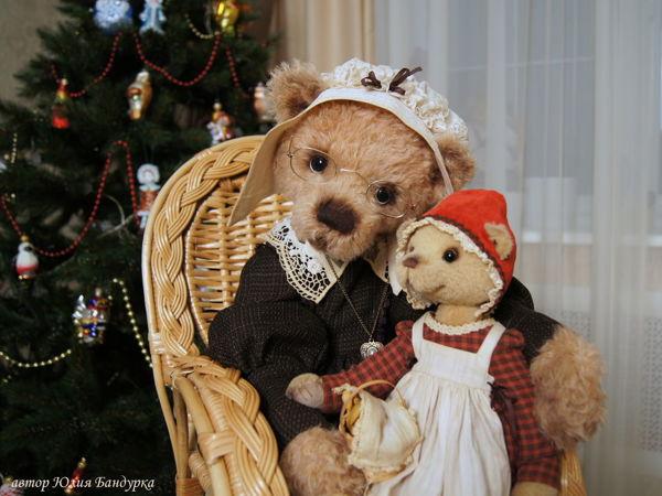 Знакомство с миром мишек Тедди   Ярмарка Мастеров - ручная работа, handmade