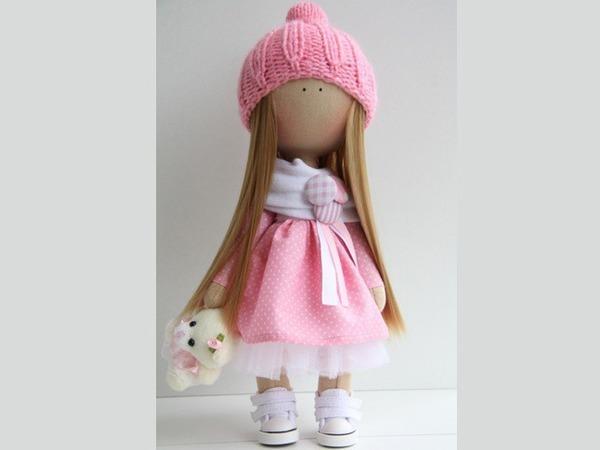 Мастер-класс Интерьерная Кукла | Ярмарка Мастеров - ручная работа, handmade