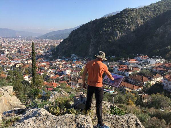 Пленэр в Турции | Ярмарка Мастеров - ручная работа, handmade