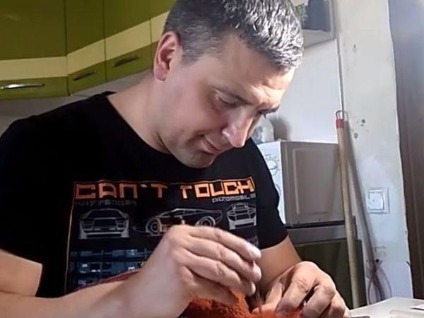 Men felting: удивительный Евгений Тихомиров и его лисички | Ярмарка Мастеров - ручная работа, handmade