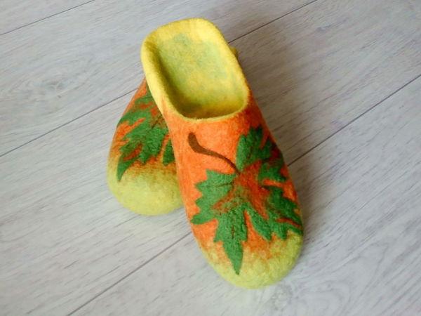Валяем шлёпанцы из шерсти бергшаф. Часть 2   Ярмарка Мастеров - ручная работа, handmade