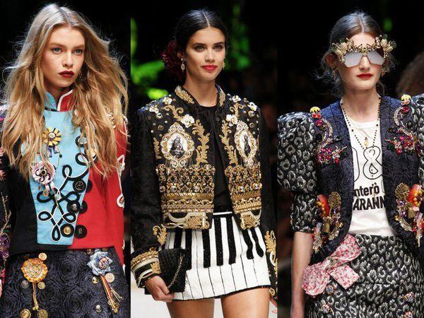 Dolce & Gabbana весна-лето 2017 | Ярмарка Мастеров - ручная работа, handmade