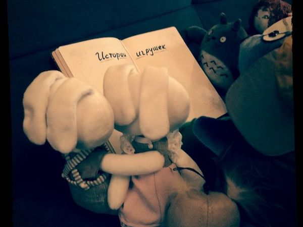 Истории из мира игрушек | Ярмарка Мастеров - ручная работа, handmade