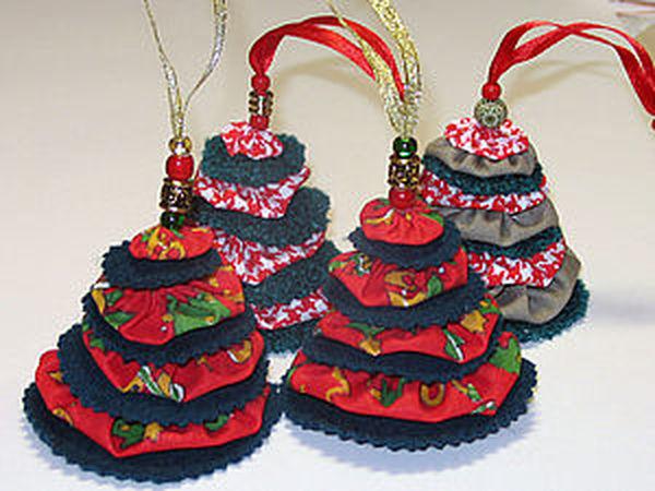 Мастерим сувенир «Елочка» | Ярмарка Мастеров - ручная работа, handmade