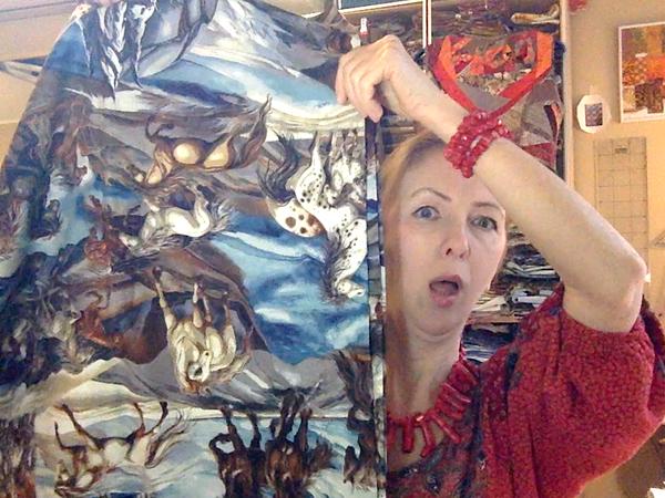 Поговорим о тканях для лоскутного шитья | Ярмарка Мастеров - ручная работа, handmade