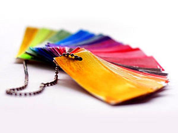 Цвет успеха: роль цветовых стереотипов в позиционировании работ мастера | Ярмарка Мастеров - ручная работа, handmade