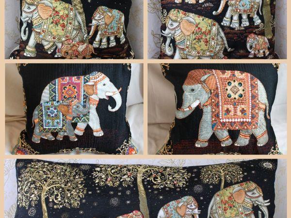 Стадо Индийских слонов заказывали? | Ярмарка Мастеров - ручная работа, handmade