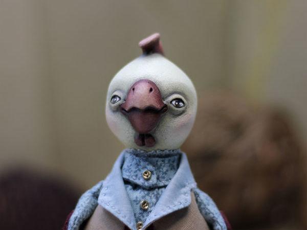 Новый малыш от Юлии Волошиной — петушок Пантелей | Ярмарка Мастеров - ручная работа, handmade