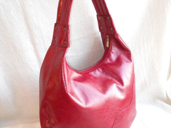 Курс по изготовлению сумок из кожи: СУМКА-МЕШОК | Ярмарка Мастеров - ручная работа, handmade