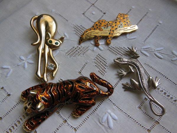 Новинки- брошки с ладошку))   Ярмарка Мастеров - ручная работа, handmade