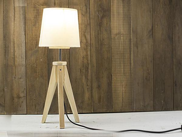 Making Table Lamp in Scandinavian Style   Livemaster - handmade