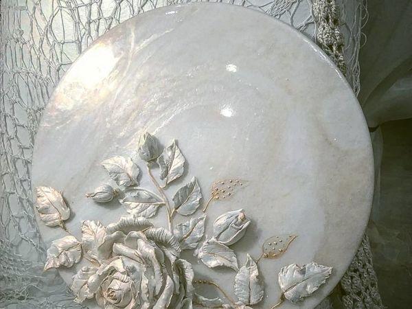 Эпоксидка+холодный фарфор — Авторский МК Жанны Мытаревой | Ярмарка Мастеров - ручная работа, handmade