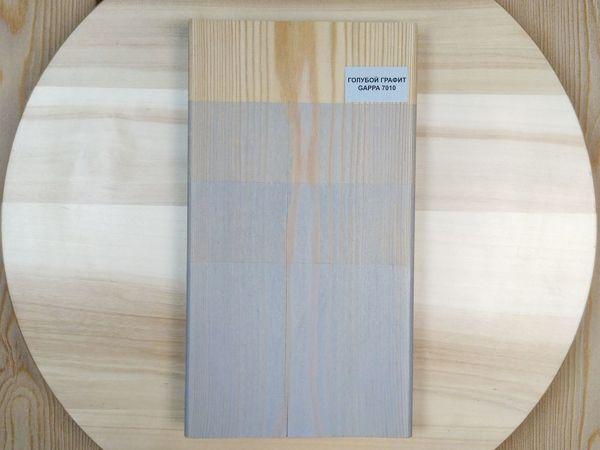 Видеокаталог цветных масел для дерева GAPPA Графит 7010 (голубой графит) | Ярмарка Мастеров - ручная работа, handmade