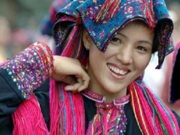 «Радужные люди»: особенности самобытного этноса хмонгов (мяо) | Ярмарка Мастеров - ручная работа, handmade