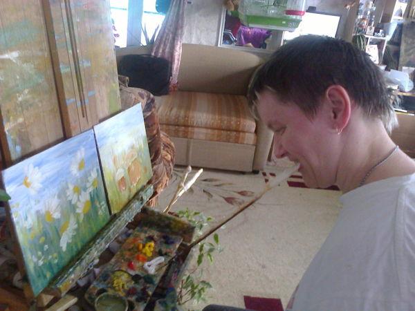 Подарок Рисунок | Ярмарка Мастеров - ручная работа, handmade