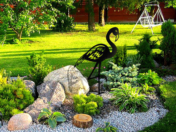 У нас есть уникальное решение для любого, даже самого сложного и капризного садового дизайна   Ярмарка Мастеров - ручная работа, handmade