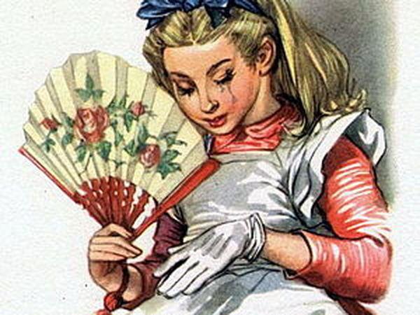 Иллюстрации из детства: Марайа Либико.   Ярмарка Мастеров - ручная работа, handmade