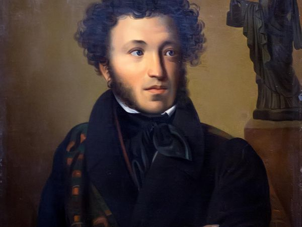 Сегодня исполняется 180 лет ,как мы живем без Александра Сергеевича Пушкина | Ярмарка Мастеров - ручная работа, handmade