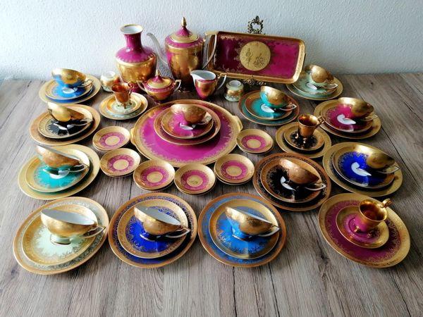 Раритет!!! Невероятный сервиз DW Karlsbader | Ярмарка Мастеров - ручная работа, handmade